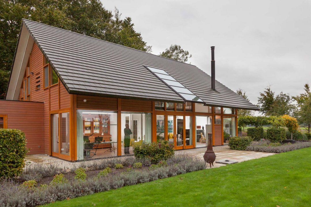architectuur van een prachtig huis, Funda, fotografie
