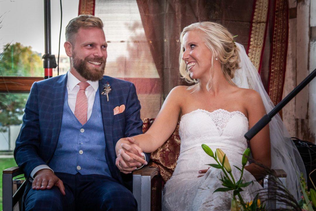 trouwreportage, huwelijksfotografie, bruid en bruidegom, trouwfotograaf, het ja-woord
